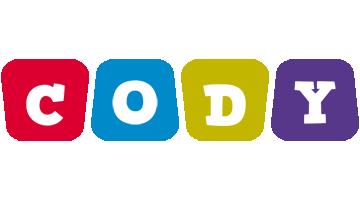 Cody daycare logo