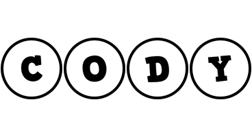 Cody handy logo