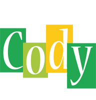 Cody lemonade logo