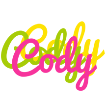 Cody sweets logo