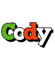 Cody venezia logo