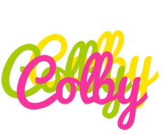 Colby sweets logo