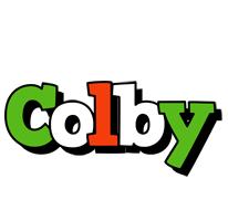 Colby venezia logo