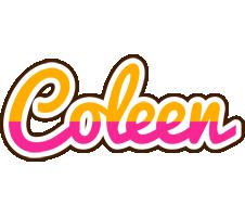 Coleen smoothie logo