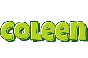 Coleen summer logo