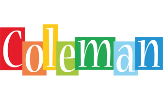 Coleman colors logo
