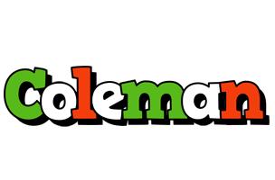 Coleman venezia logo