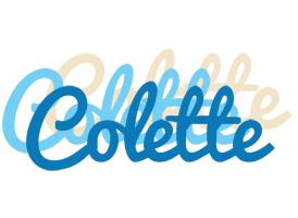 Colette breeze logo