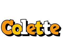 Colette cartoon logo