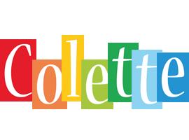 Colette colors logo