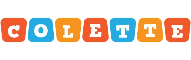 Colette comics logo