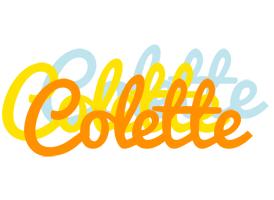 Colette energy logo