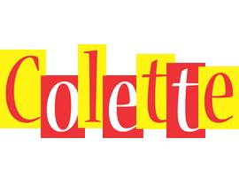 Colette errors logo