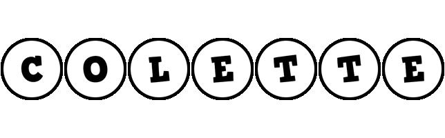 Colette handy logo