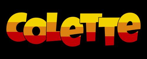 Colette jungle logo