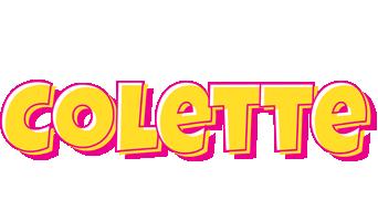 Colette kaboom logo