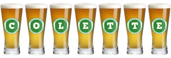 Colette lager logo