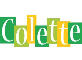 Colette lemonade logo