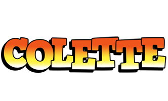 Colette sunset logo