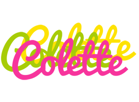 Colette sweets logo