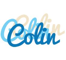 Colin breeze logo