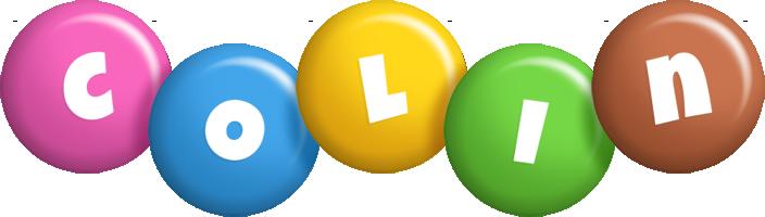 Colin candy logo