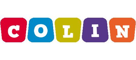 Colin daycare logo