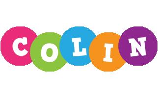 Colin friends logo