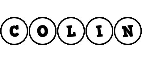 Colin handy logo