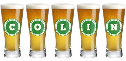 Colin lager logo