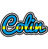 Colin sweden logo