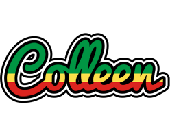 Colleen african logo