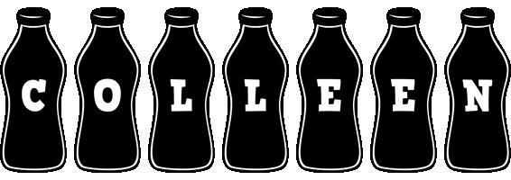 Colleen bottle logo