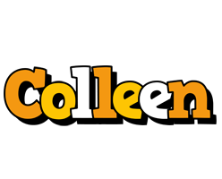 Colleen cartoon logo
