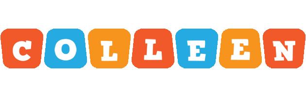 Colleen comics logo