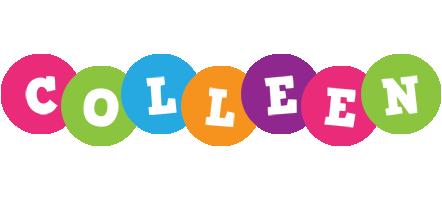 Colleen friends logo