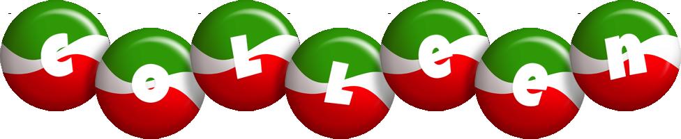 Colleen italy logo