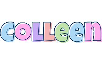 Colleen pastel logo