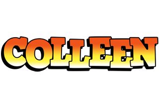 Colleen sunset logo