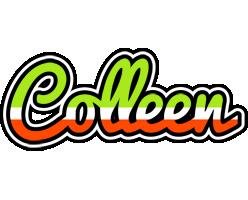 Colleen superfun logo