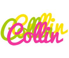 Collin sweets logo