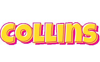 Collins kaboom logo