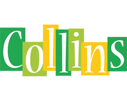 Collins lemonade logo
