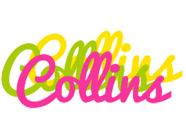 Collins sweets logo