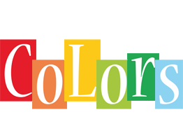 COLORS logo effect. Colorful text effects in various flavors. Customize your own text here: https://www.textGiraffe.com/logos/colors/