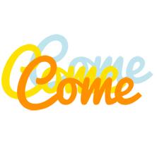Come energy logo