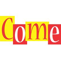 Come errors logo