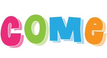 Come friday logo