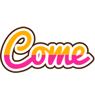 Come smoothie logo