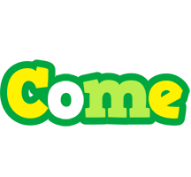 Come soccer logo